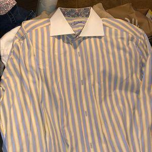 💋ROBERT GRAHAM DRESS SHIRT